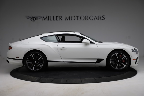 New 2021 Bentley Continental GT V8 for sale $234,030 at Maserati of Westport in Westport CT 06880 9