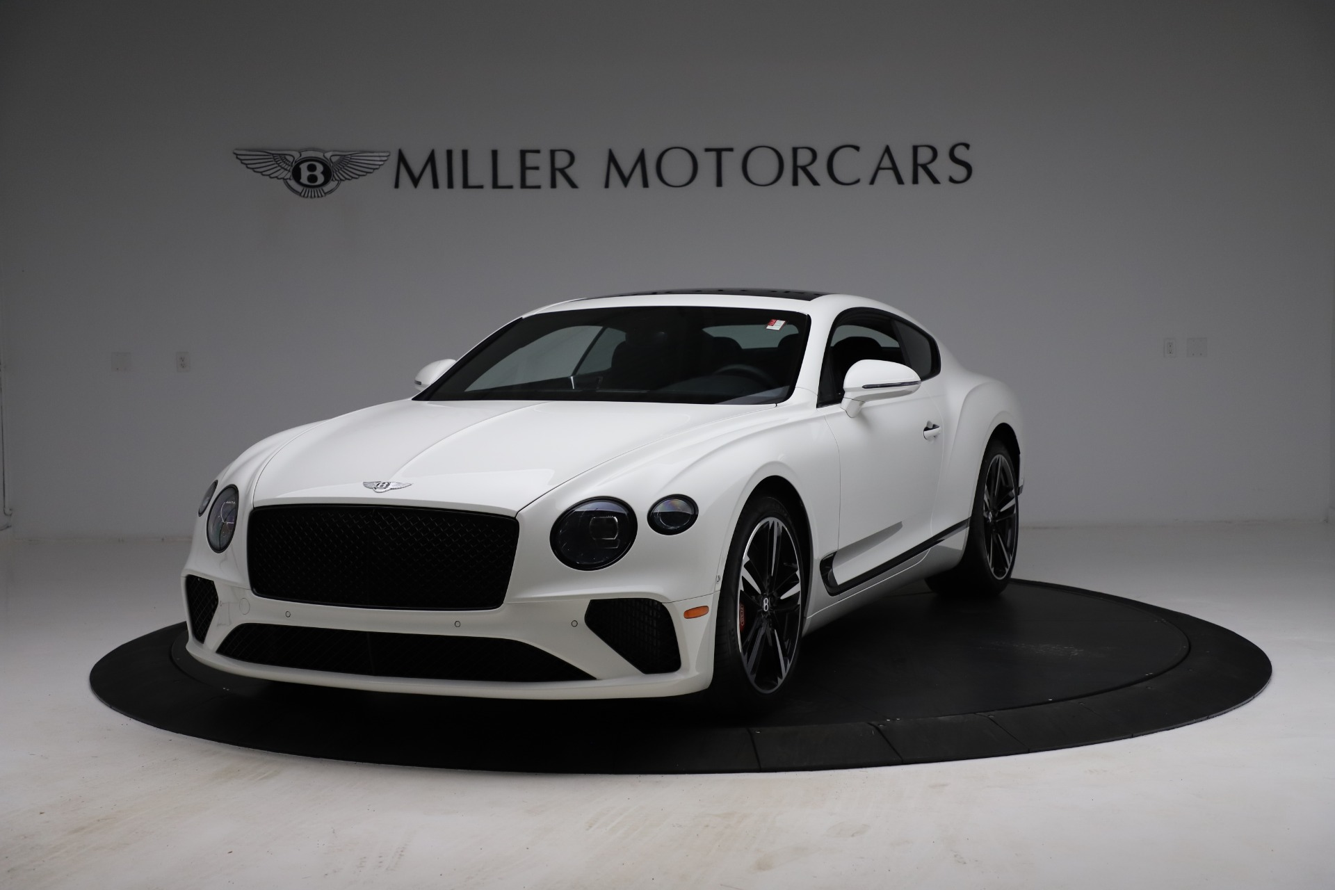 New 2021 Bentley Continental GT V8 for sale $234,030 at Maserati of Westport in Westport CT 06880 1