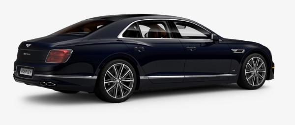 New 2021 Bentley Flying Spur V8 for sale $228,655 at Maserati of Westport in Westport CT 06880 3