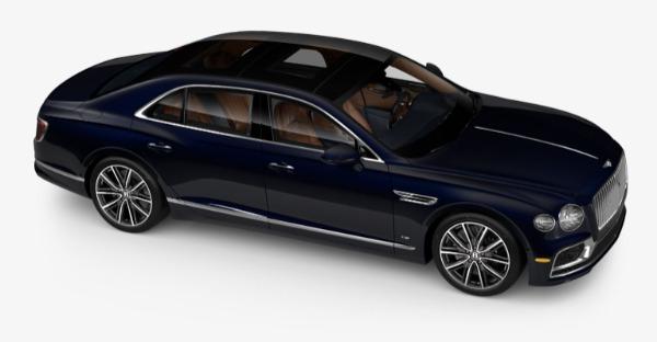 New 2021 Bentley Flying Spur V8 for sale $228,655 at Maserati of Westport in Westport CT 06880 5