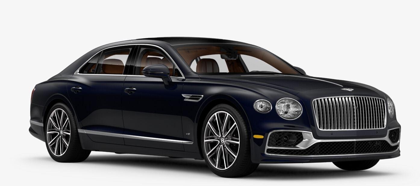 New 2021 Bentley Flying Spur V8 for sale $228,655 at Maserati of Westport in Westport CT 06880 1