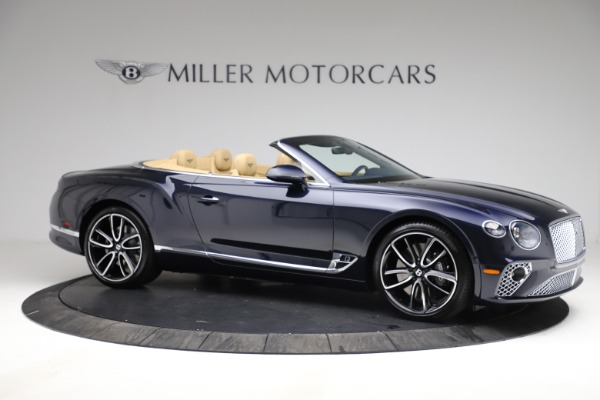 New 2021 Bentley Continental GT W12 for sale Call for price at Maserati of Westport in Westport CT 06880 10