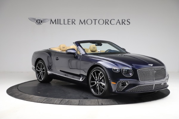 New 2021 Bentley Continental GT W12 for sale Call for price at Maserati of Westport in Westport CT 06880 11