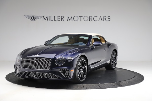 New 2021 Bentley Continental GT W12 for sale Call for price at Maserati of Westport in Westport CT 06880 14