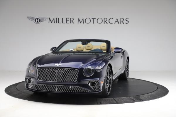 New 2021 Bentley Continental GT W12 for sale $293,310 at Maserati of Westport in Westport CT 06880 2