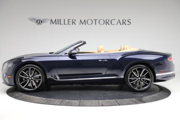 New 2021 Bentley Continental GT W12 for sale $293,310 at Maserati of Westport in Westport CT 06880 3