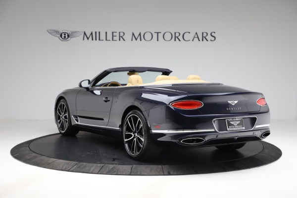 New 2021 Bentley Continental GT W12 for sale $293,310 at Maserati of Westport in Westport CT 06880 5