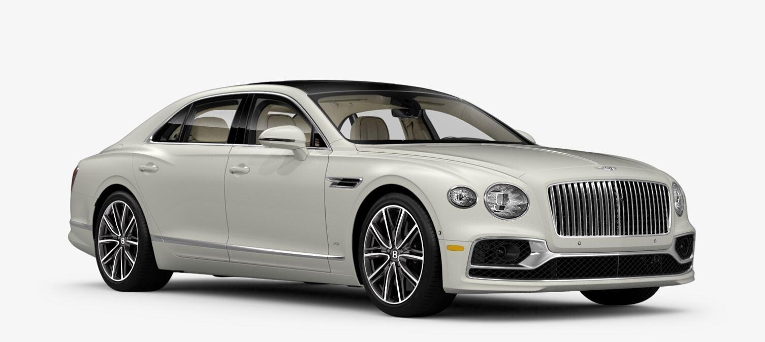 New 2021 Bentley Flying Spur V8 for sale $230,420 at Maserati of Westport in Westport CT 06880 1