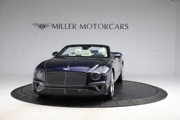 New 2021 Bentley Continental GT V8 for sale $276,830 at Maserati of Westport in Westport CT 06880 2