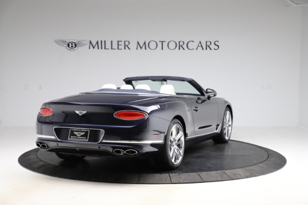 New 2021 Bentley Continental GT V8 for sale $276,830 at Maserati of Westport in Westport CT 06880 7