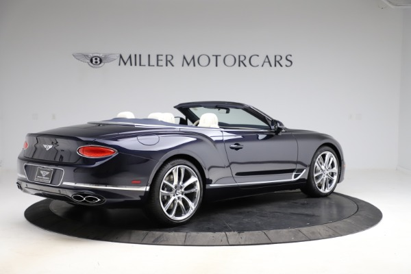 New 2021 Bentley Continental GT V8 for sale $276,830 at Maserati of Westport in Westport CT 06880 8