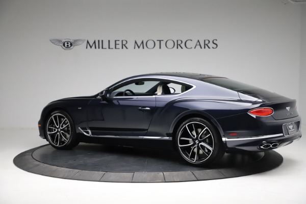 New 2021 Bentley Continental GT V8 for sale Call for price at Maserati of Westport in Westport CT 06880 3