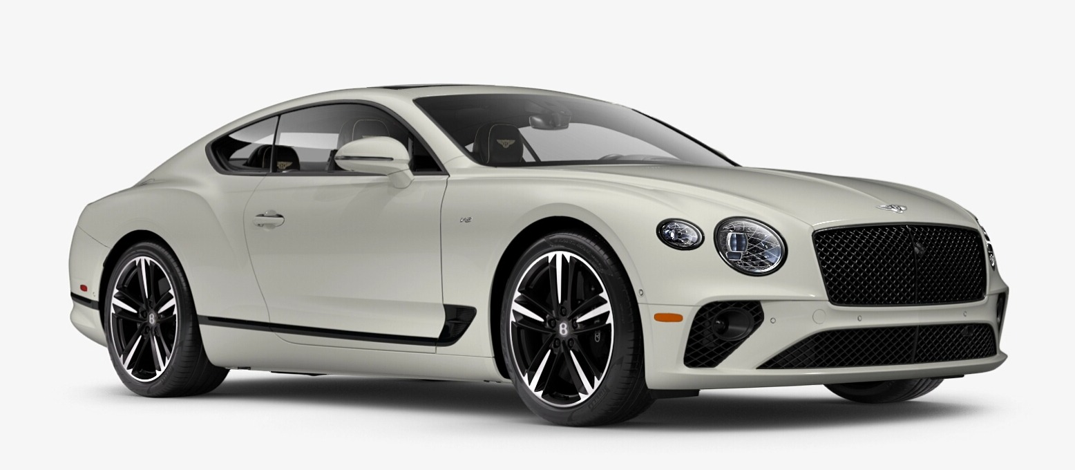 New 2021 Bentley Continental GT V8 for sale $254,095 at Maserati of Westport in Westport CT 06880 1