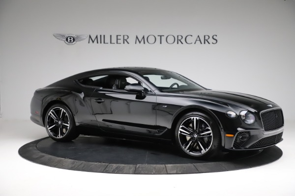 New 2021 Bentley Continental GT V8 for sale Call for price at Maserati of Westport in Westport CT 06880 10