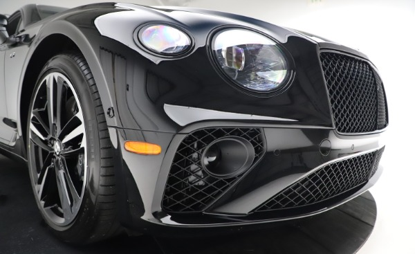 New 2021 Bentley Continental GT V8 for sale Call for price at Maserati of Westport in Westport CT 06880 17