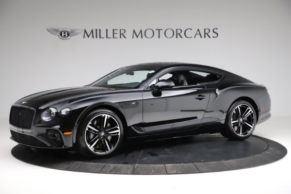 New 2021 Bentley Continental GT V8 for sale Call for price at Maserati of Westport in Westport CT 06880 2