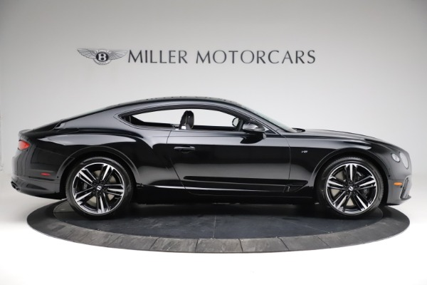 New 2021 Bentley Continental GT V8 for sale Call for price at Maserati of Westport in Westport CT 06880 9