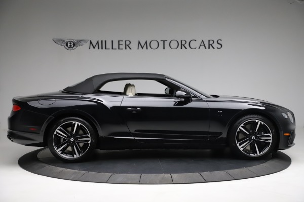 New 2021 Bentley Continental GT V8 for sale Sold at Maserati of Westport in Westport CT 06880 17