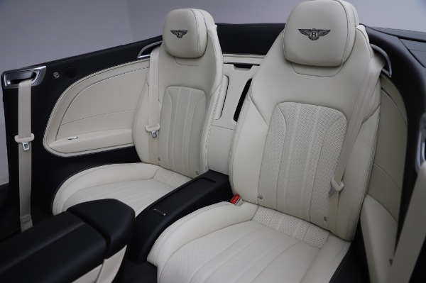 New 2021 Bentley Continental GT V8 for sale Sold at Maserati of Westport in Westport CT 06880 27