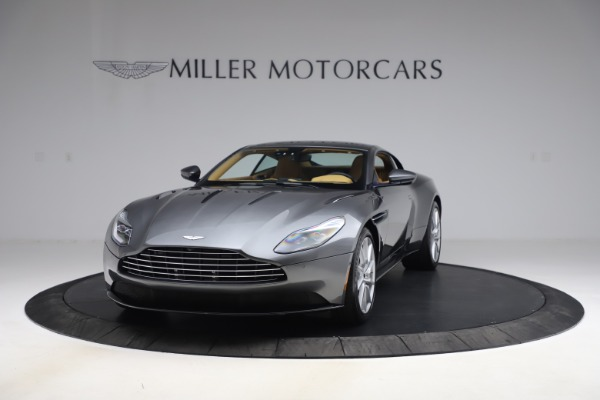 Used 2017 Aston Martin DB11 V12 Coupe for sale $149,900 at Maserati of Westport in Westport CT 06880 12