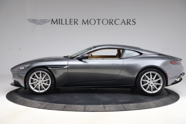 Used 2017 Aston Martin DB11 V12 Coupe for sale $149,900 at Maserati of Westport in Westport CT 06880 2