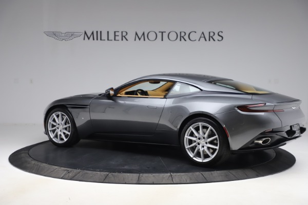 Used 2017 Aston Martin DB11 V12 Coupe for sale $149,900 at Maserati of Westport in Westport CT 06880 3