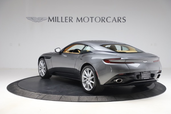 Used 2017 Aston Martin DB11 V12 Coupe for sale $149,900 at Maserati of Westport in Westport CT 06880 4