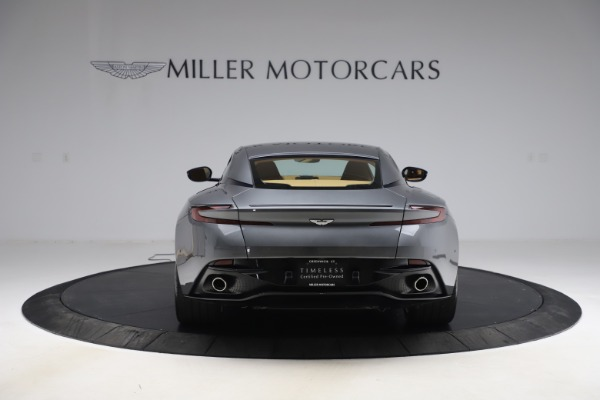 Used 2017 Aston Martin DB11 V12 Coupe for sale $149,900 at Maserati of Westport in Westport CT 06880 5