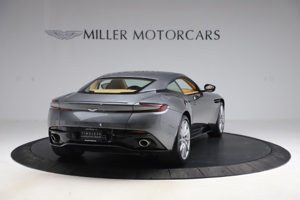 Used 2017 Aston Martin DB11 V12 Coupe for sale $149,900 at Maserati of Westport in Westport CT 06880 6