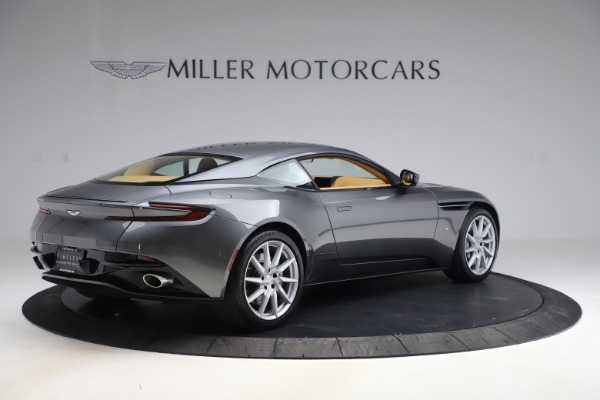 Used 2017 Aston Martin DB11 V12 Coupe for sale $149,900 at Maserati of Westport in Westport CT 06880 7