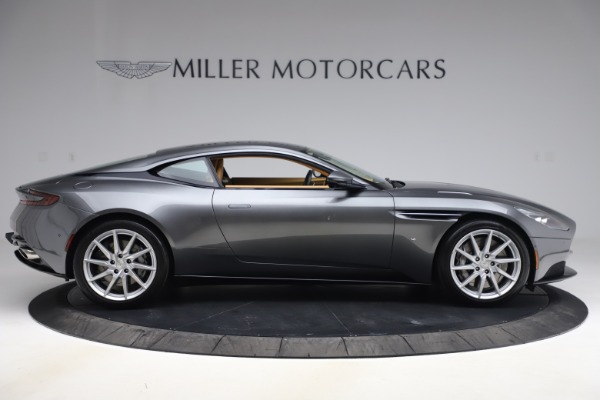Used 2017 Aston Martin DB11 V12 Coupe for sale $149,900 at Maserati of Westport in Westport CT 06880 8