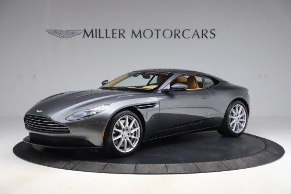 Used 2017 Aston Martin DB11 V12 Coupe for sale $149,900 at Maserati of Westport in Westport CT 06880 1