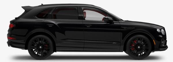 New 2021 Bentley Bentayga Speed Edition for sale $284,335 at Maserati of Westport in Westport CT 06880 2