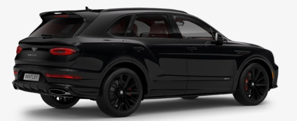 New 2021 Bentley Bentayga Speed Edition for sale $284,335 at Maserati of Westport in Westport CT 06880 3
