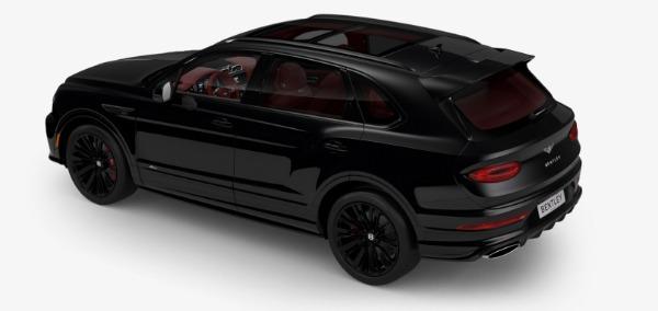 New 2021 Bentley Bentayga Speed Edition for sale $284,335 at Maserati of Westport in Westport CT 06880 4
