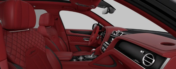 New 2021 Bentley Bentayga Speed Edition for sale $284,335 at Maserati of Westport in Westport CT 06880 7
