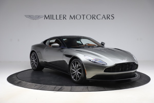 Used 2017 Aston Martin DB11 V12 Coupe for sale $134,900 at Maserati of Westport in Westport CT 06880 10