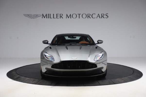 Used 2017 Aston Martin DB11 V12 Coupe for sale $134,900 at Maserati of Westport in Westport CT 06880 11