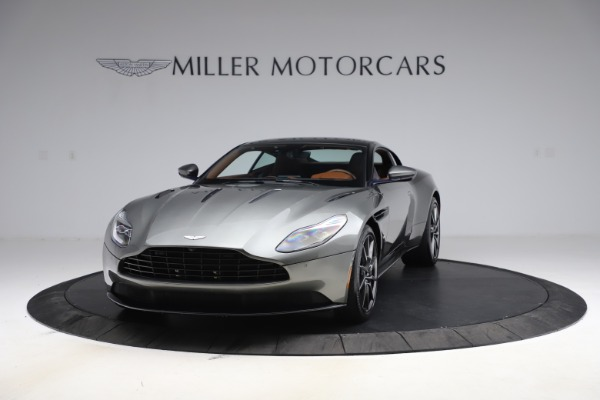 Used 2017 Aston Martin DB11 V12 Coupe for sale $134,900 at Maserati of Westport in Westport CT 06880 12