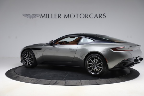 Used 2017 Aston Martin DB11 V12 Coupe for sale $134,900 at Maserati of Westport in Westport CT 06880 3