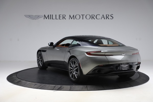 Used 2017 Aston Martin DB11 V12 Coupe for sale $134,900 at Maserati of Westport in Westport CT 06880 4