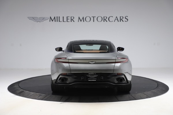 Used 2017 Aston Martin DB11 V12 Coupe for sale $134,900 at Maserati of Westport in Westport CT 06880 5