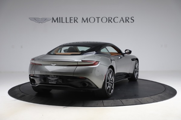 Used 2017 Aston Martin DB11 V12 Coupe for sale $134,900 at Maserati of Westport in Westport CT 06880 6