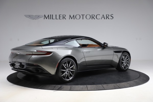 Used 2017 Aston Martin DB11 V12 Coupe for sale $134,900 at Maserati of Westport in Westport CT 06880 7