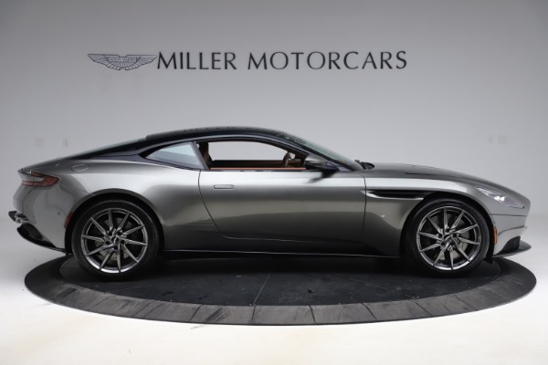 Used 2017 Aston Martin DB11 V12 Coupe for sale $134,900 at Maserati of Westport in Westport CT 06880 8
