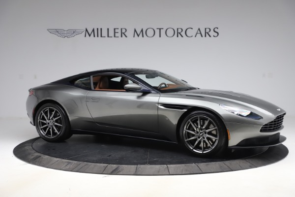Used 2017 Aston Martin DB11 V12 Coupe for sale $134,900 at Maserati of Westport in Westport CT 06880 9