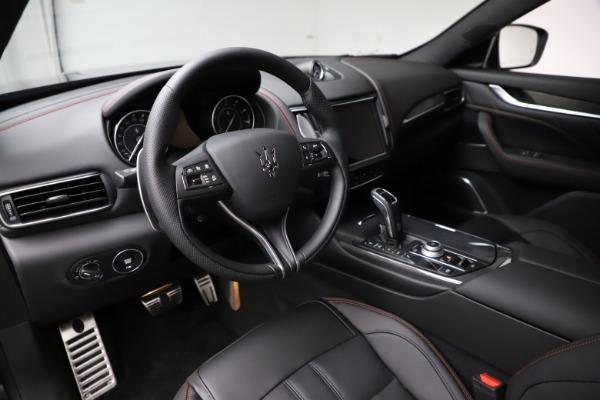 New 2021 Maserati Levante Q4 GranSport for sale $94,985 at Maserati of Westport in Westport CT 06880 13