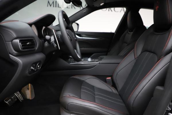 New 2021 Maserati Levante Q4 GranSport for sale $94,985 at Maserati of Westport in Westport CT 06880 14