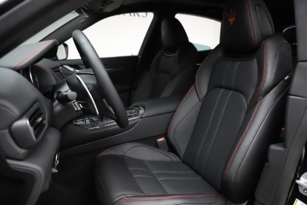 New 2021 Maserati Levante Q4 GranSport for sale $94,985 at Maserati of Westport in Westport CT 06880 15