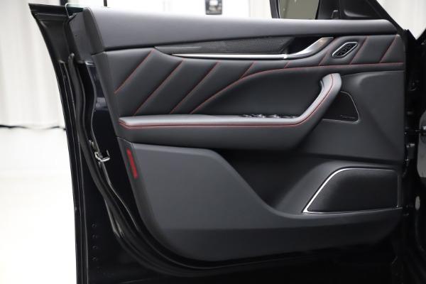 New 2021 Maserati Levante Q4 GranSport for sale $94,985 at Maserati of Westport in Westport CT 06880 16